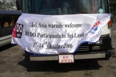 Sri Lanka BudoCamp 2006